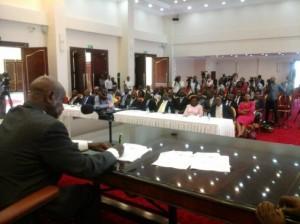Ugandas president undertecknar anti gay lag