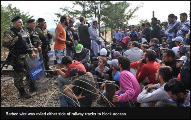 flyktingar_makedonien_utlyst_undantagstillstand_