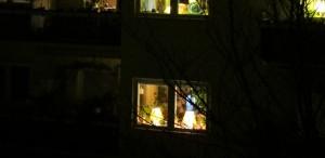 upplysta fönster trim