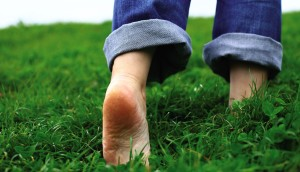 Barefoot-walking cropped