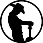 cowboy_with_a_guitar_sticker_decal
