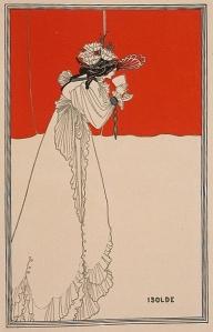 Aubrey Beardsley (1872 –1898) Isolde